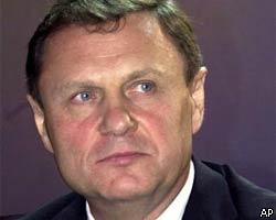 Иван Рыбкин заявил, что не будет снимать свою кандидатуру с